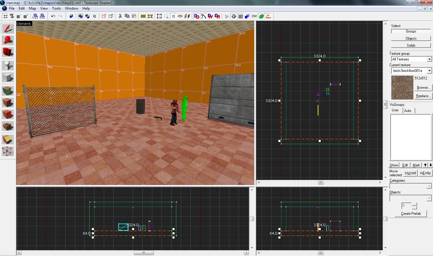 Prototype 2 | HTN Planning in C# and Half-Life 2 - Iain Breen